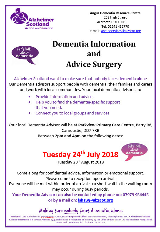 Image of Dementia Surgery Poster