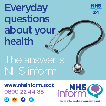 NHS Inform contact information